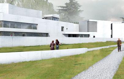Museo Universidad de Navarra oferta Pamplona